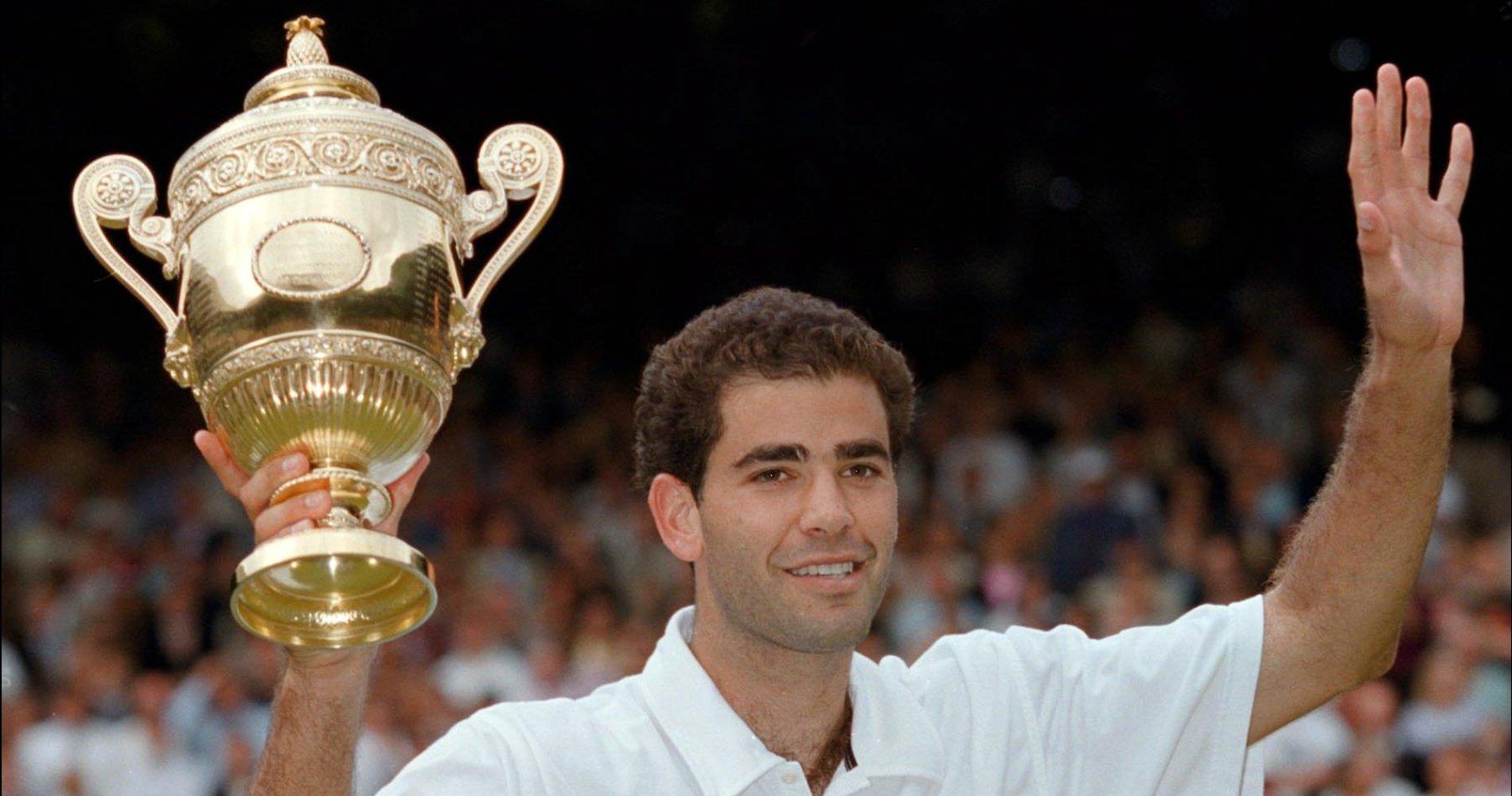 Pete Sampras, 1998 Wimbledon champion