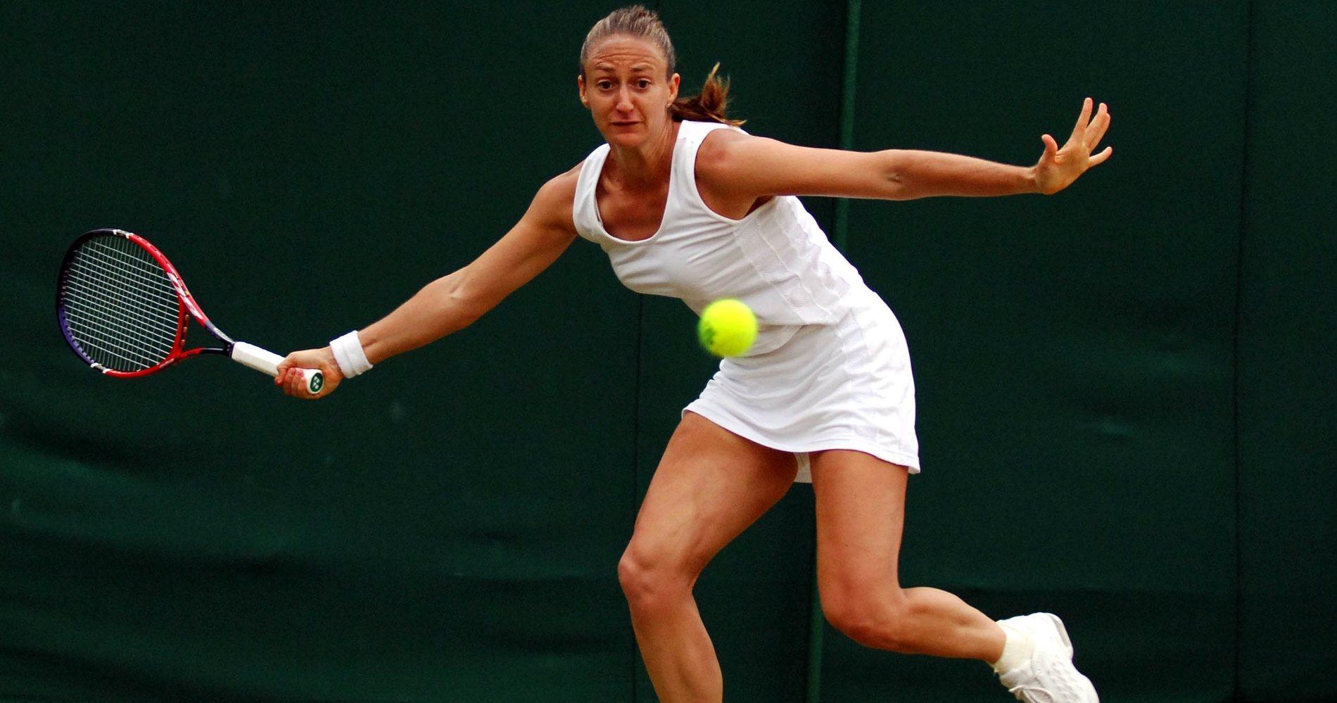 Mary Pierce - Wimbledon
