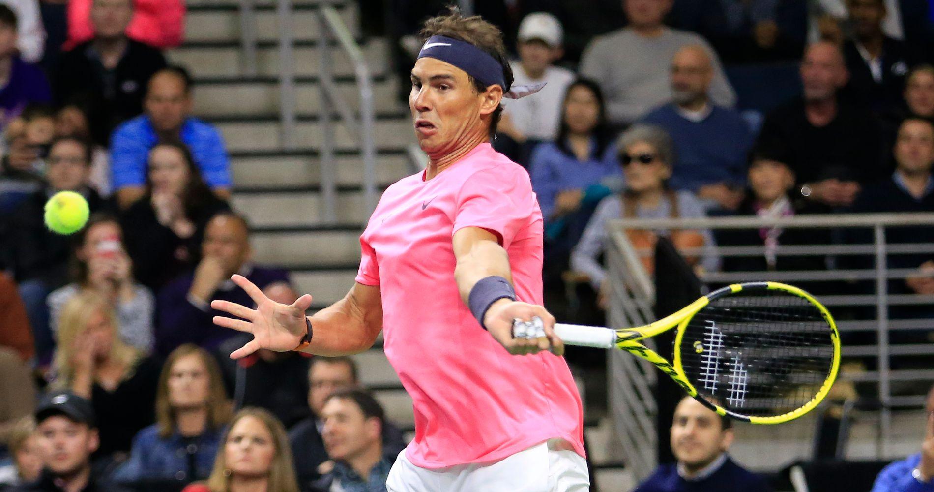 Rafael Nadal - Spain