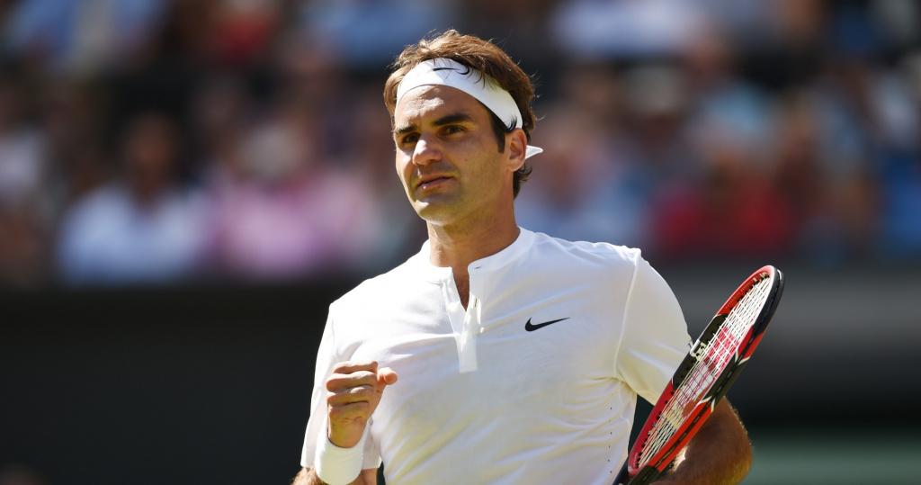 Roger Federer, Wimbledon 2015