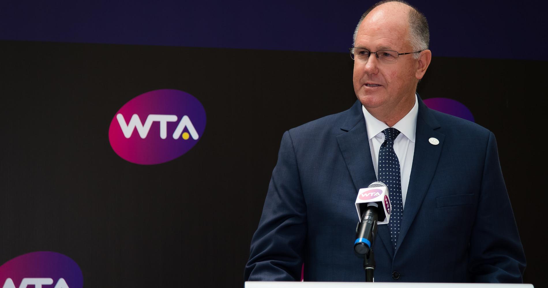 Steve Simon  - WTA
