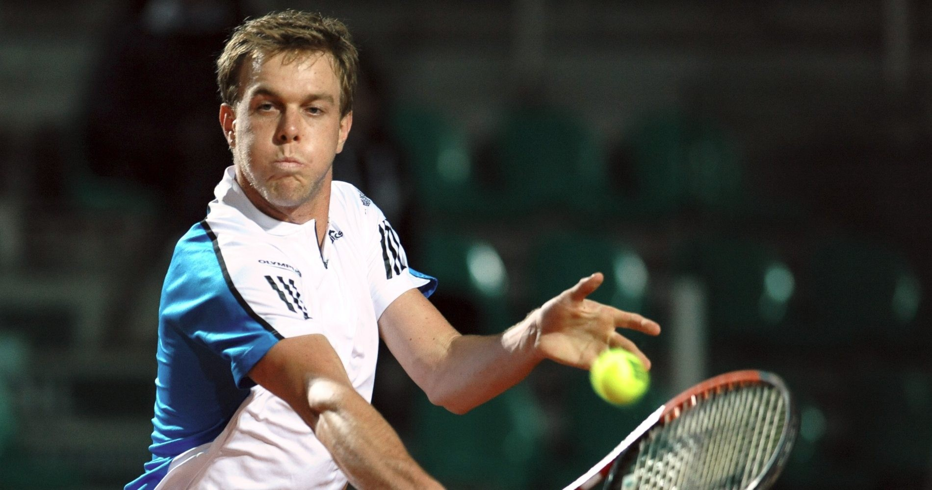Sam Querrey - On this day