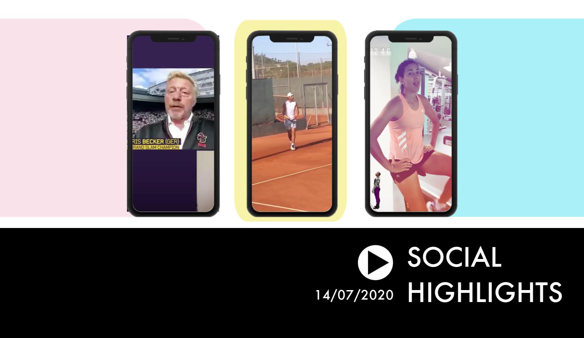 Social Highlights 14.07.2020