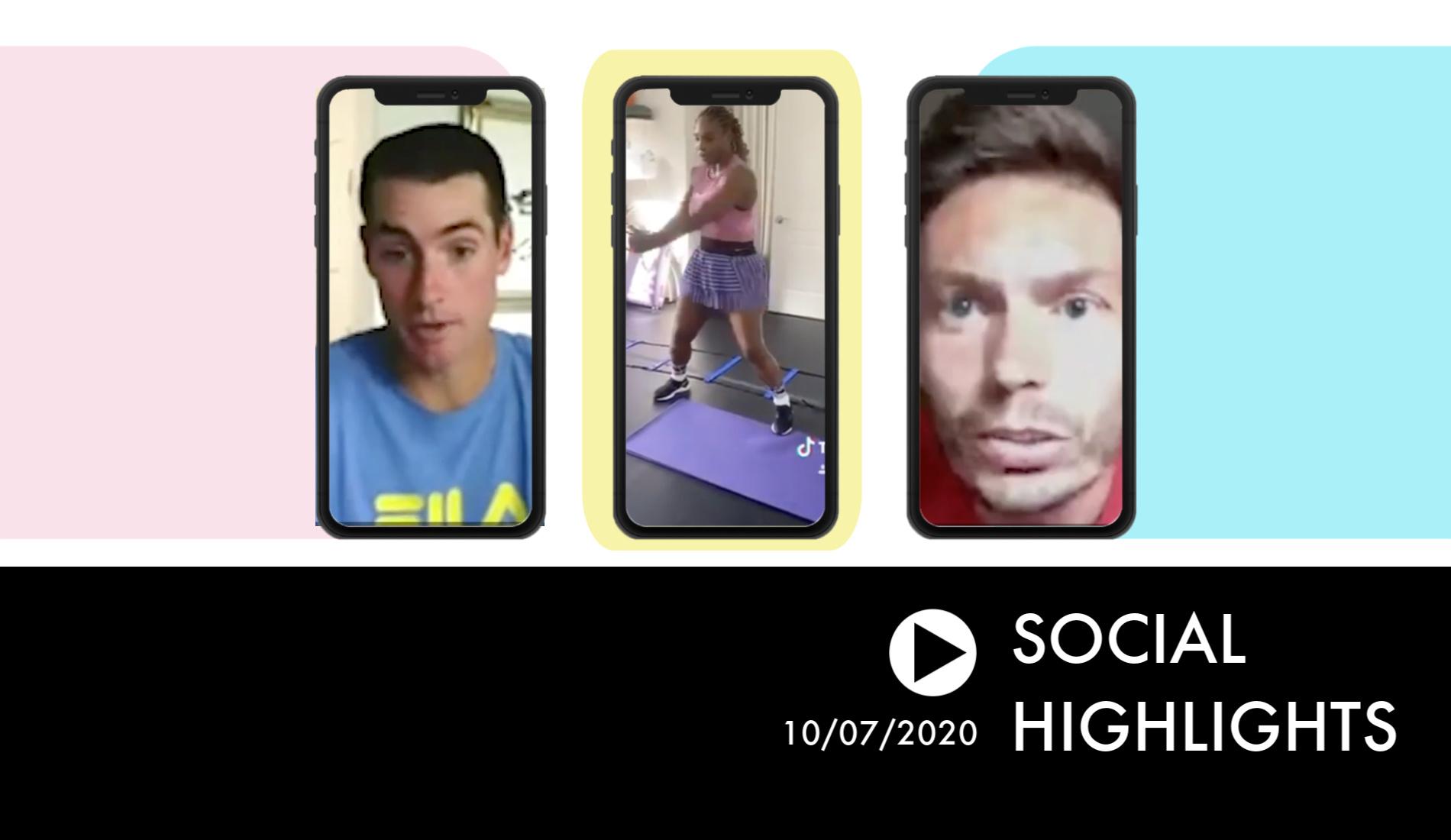 Social Highlights - 10/07