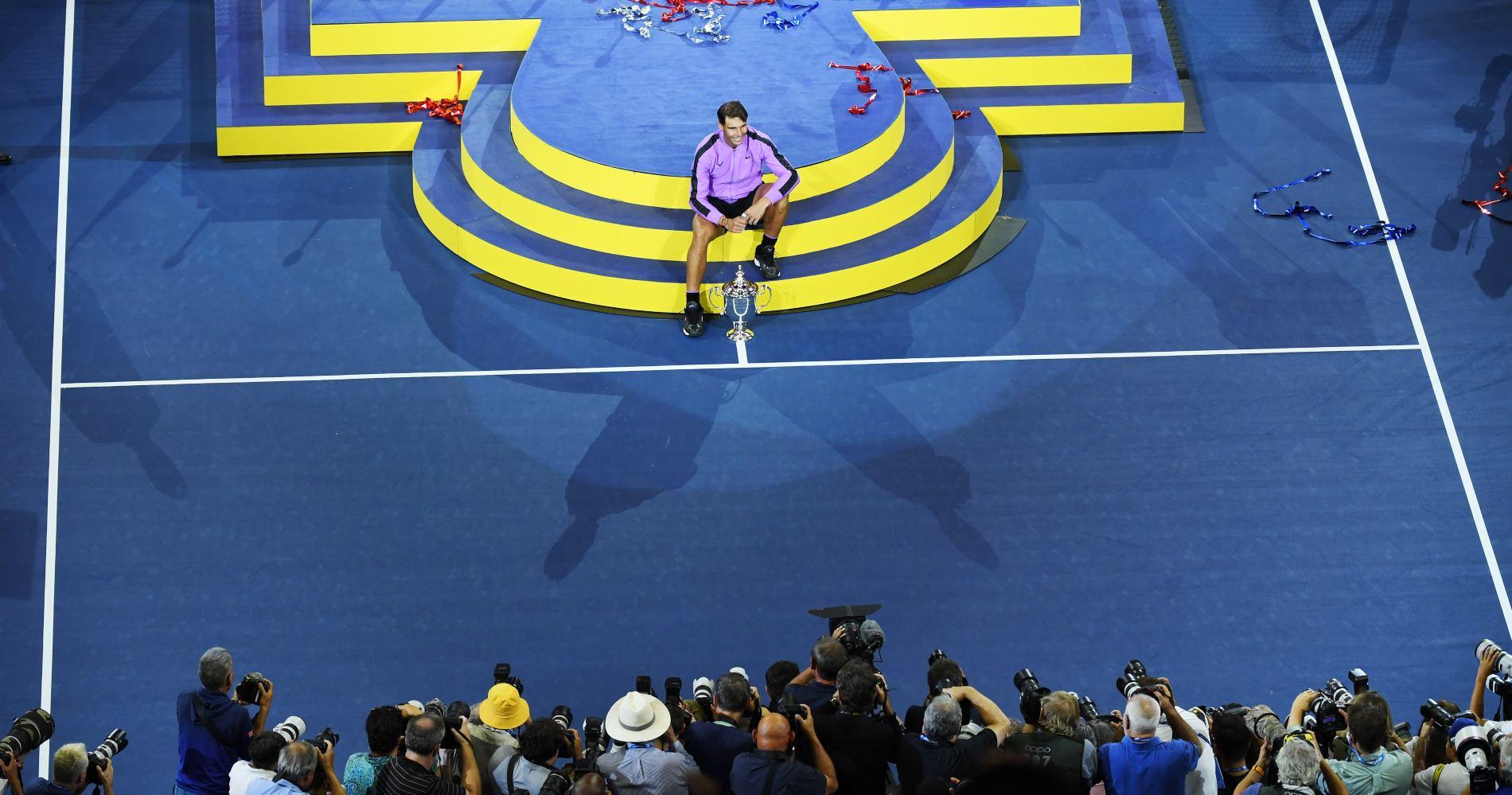 US Open Nadal