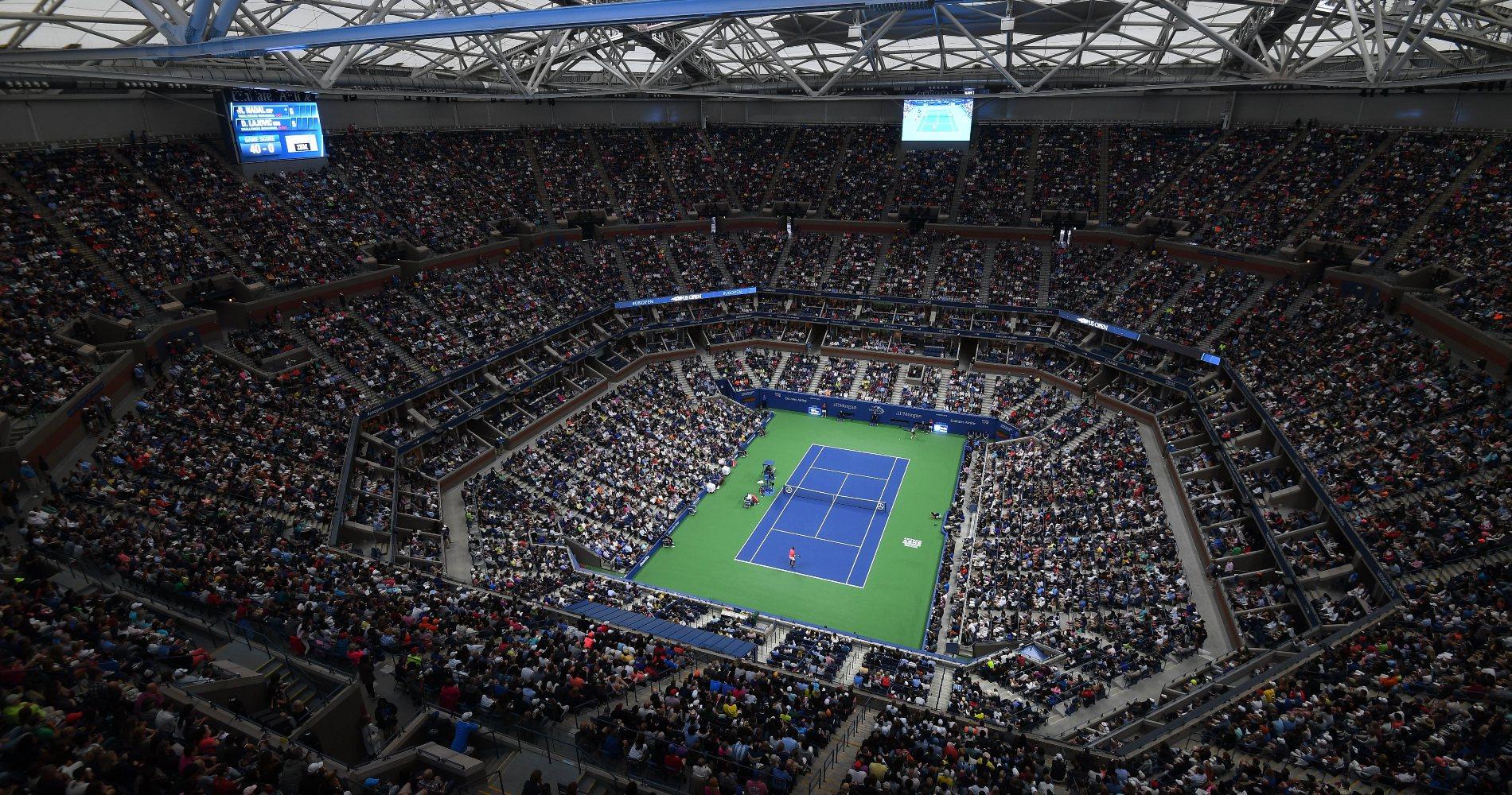 US Open, Billie Jean King Center