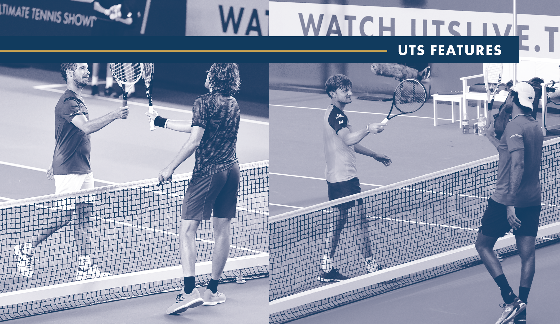 UTS Features: Final 4 reviewed