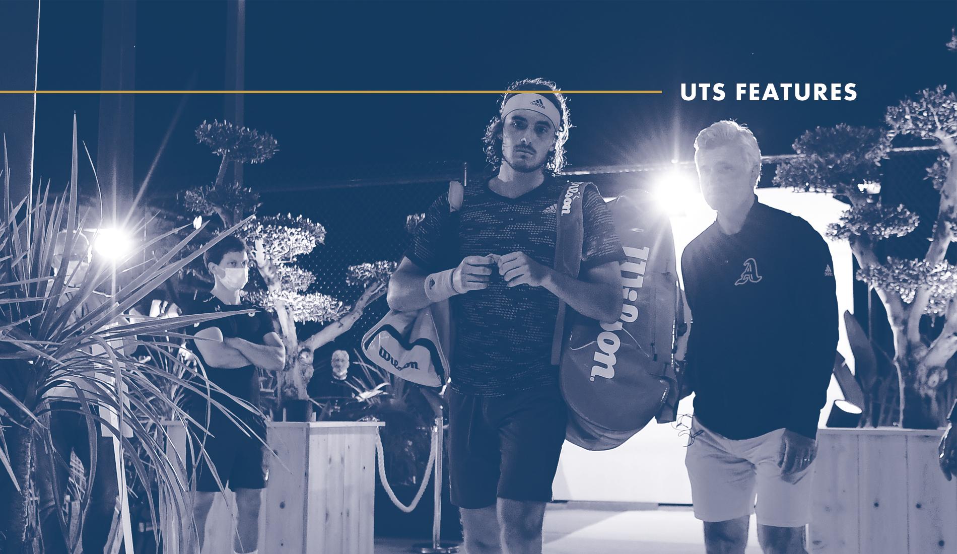 UTS Features: Apostolos Tsitsipas