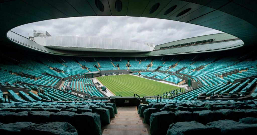 Wimbledon - Center Court