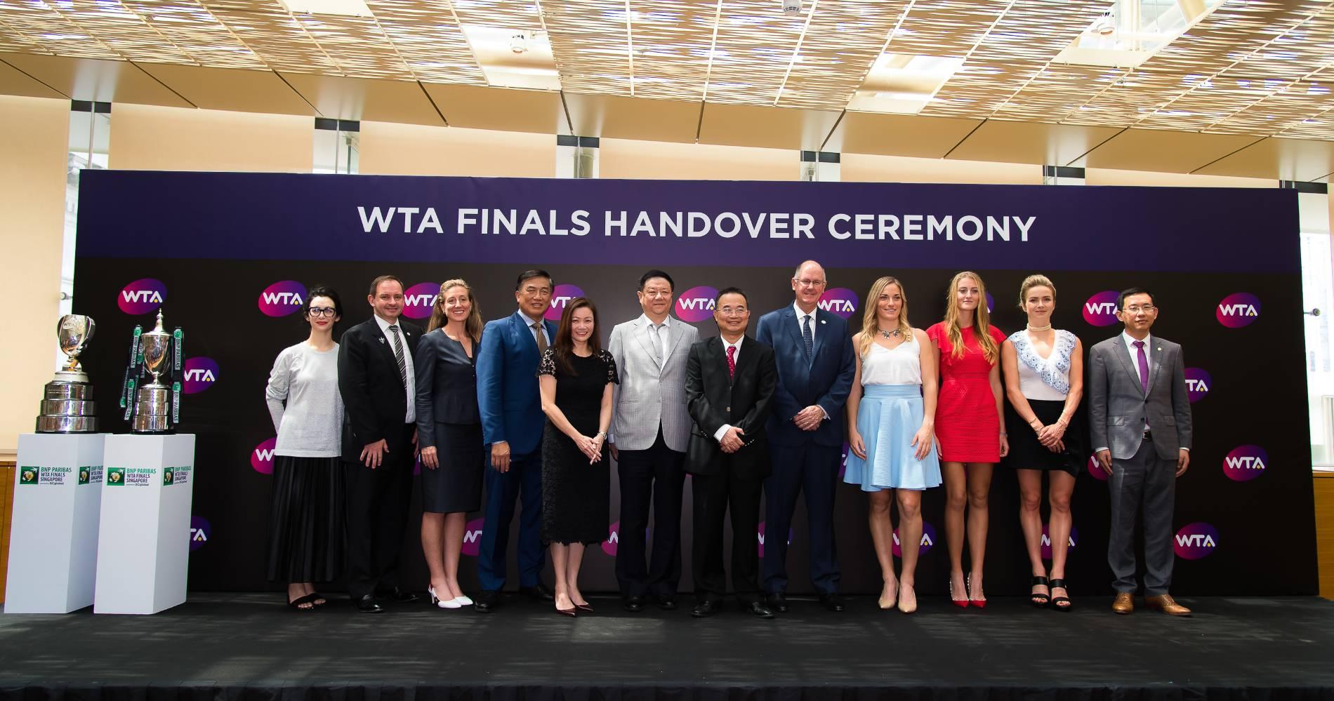 WTA - Steve Simon