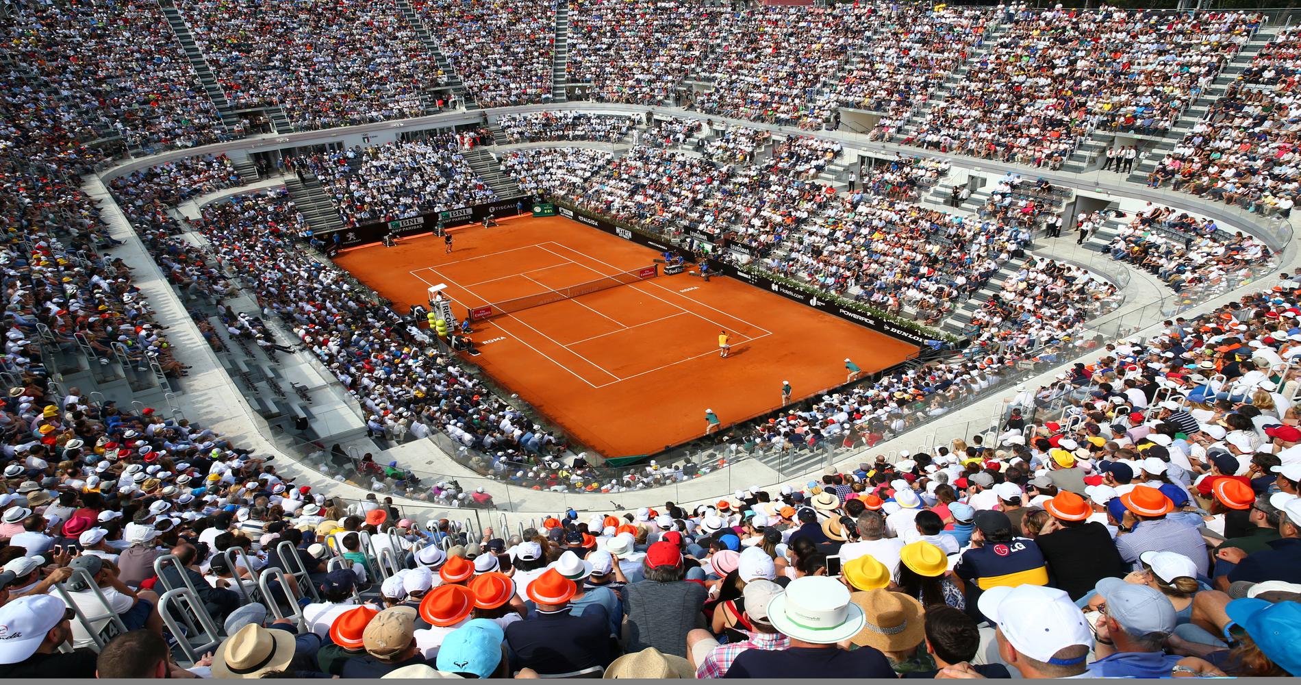 Rome - Masters ATP