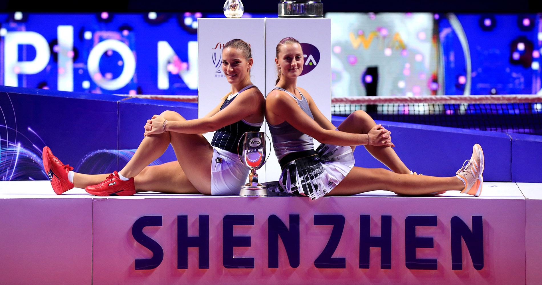 Chine WTA