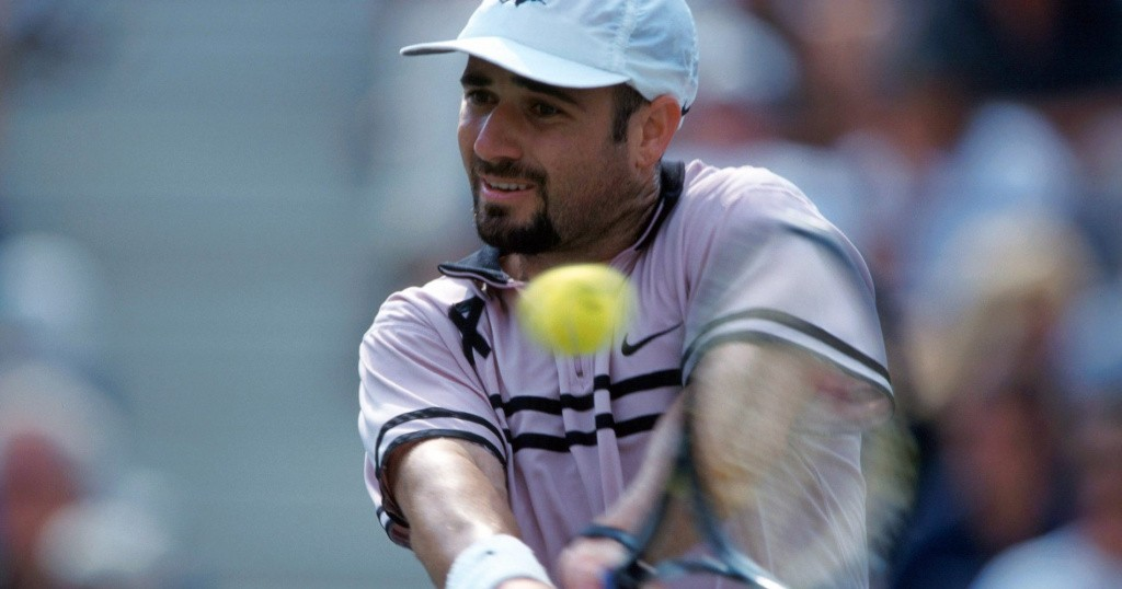 Andre Agassi - USA