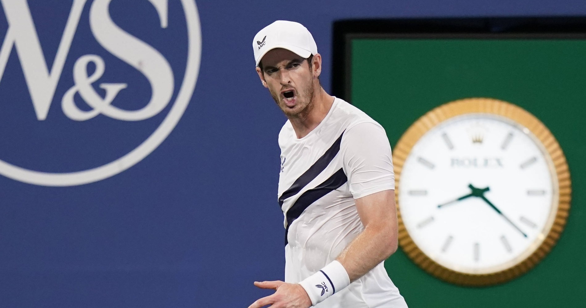 Andy Murray, Western & Southern Open (Flushing Meadows / New York), 2020