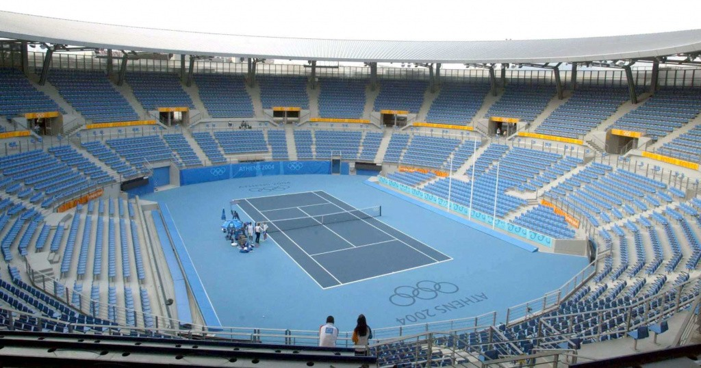 Athens, Olympic Games 2004