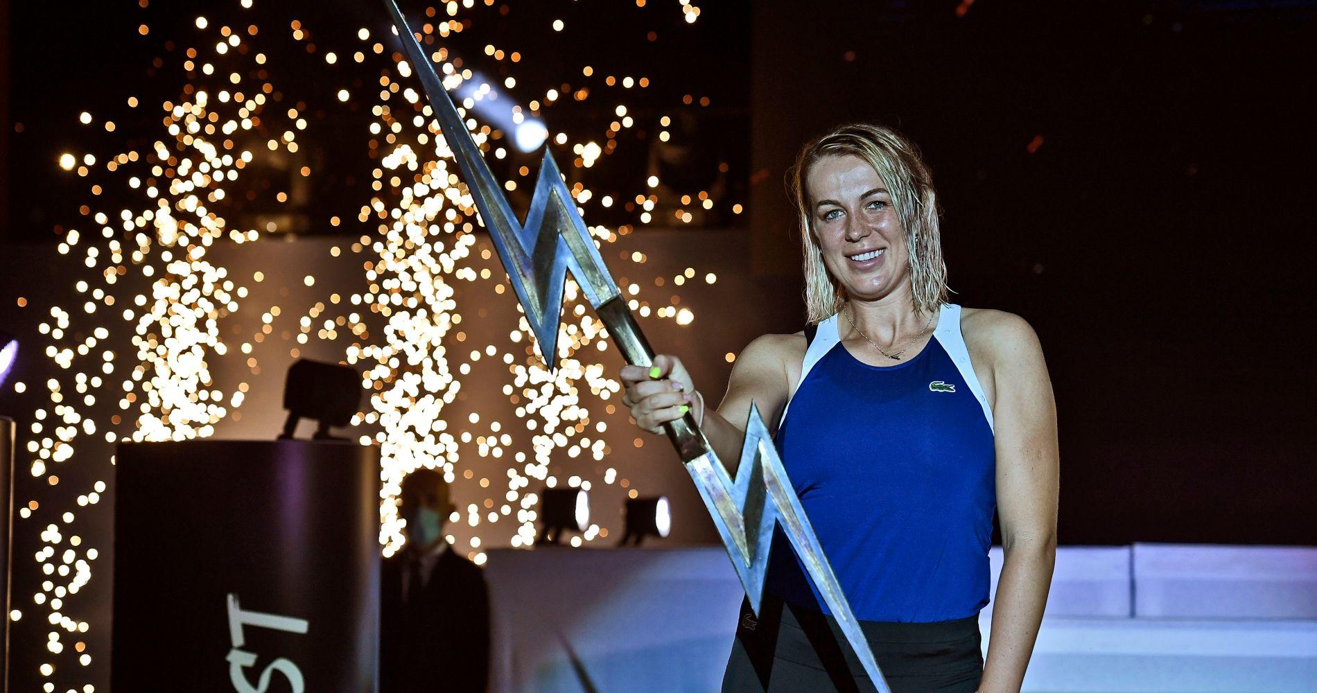 Anastasia Pavlyuchenkova - UTS 2 winner - August, 2nd, 2020