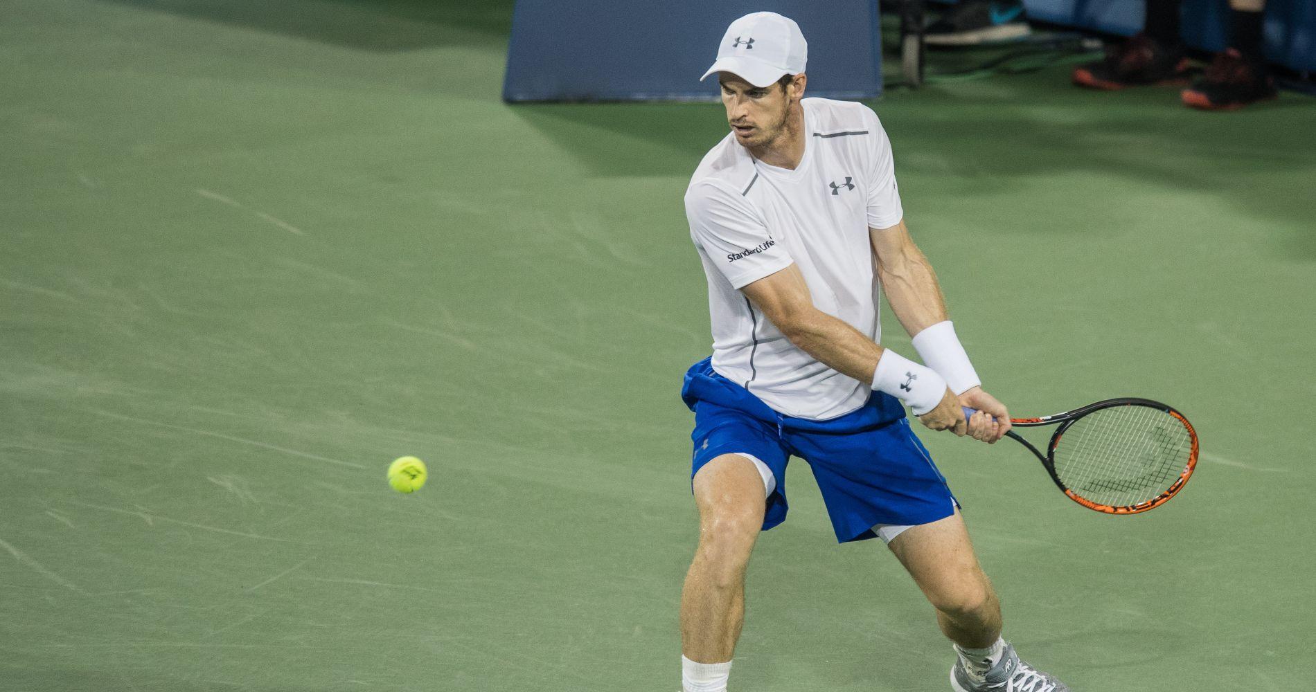 Andy Murray - Cincinnati - 2016