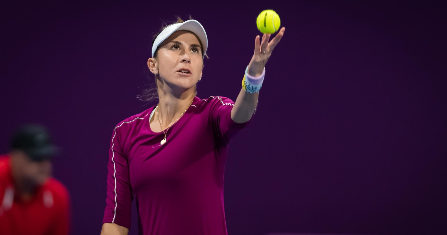Belinda Bencic - Qatar 2020