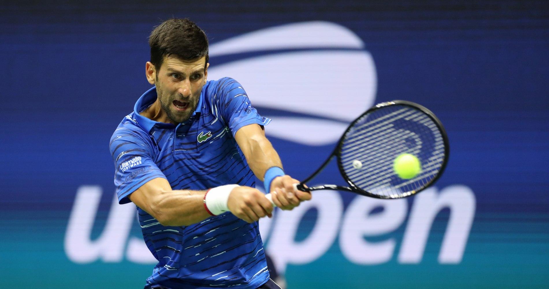 Novak Djokovic - US Open