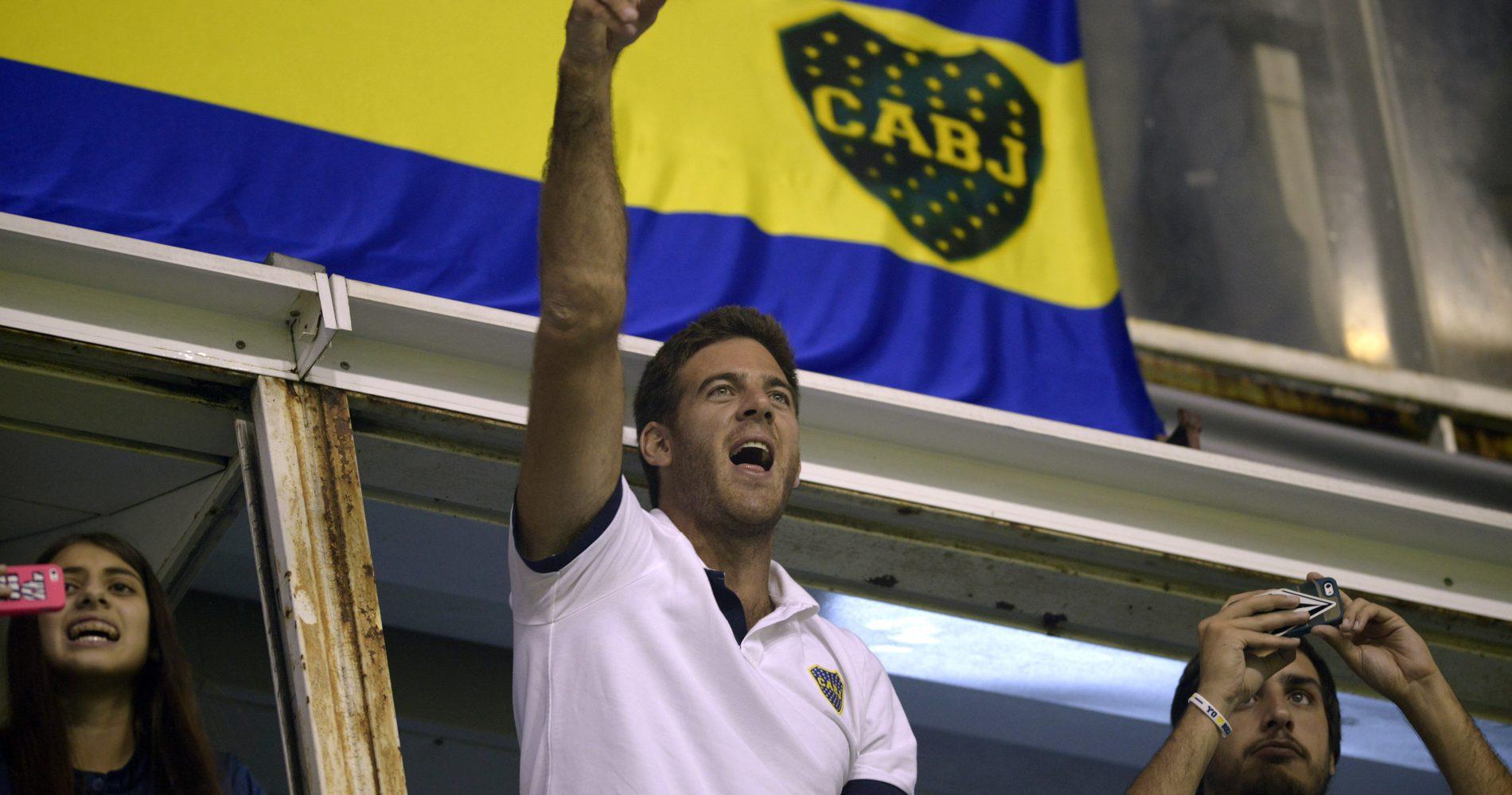 Del Potro - Boca Juniors