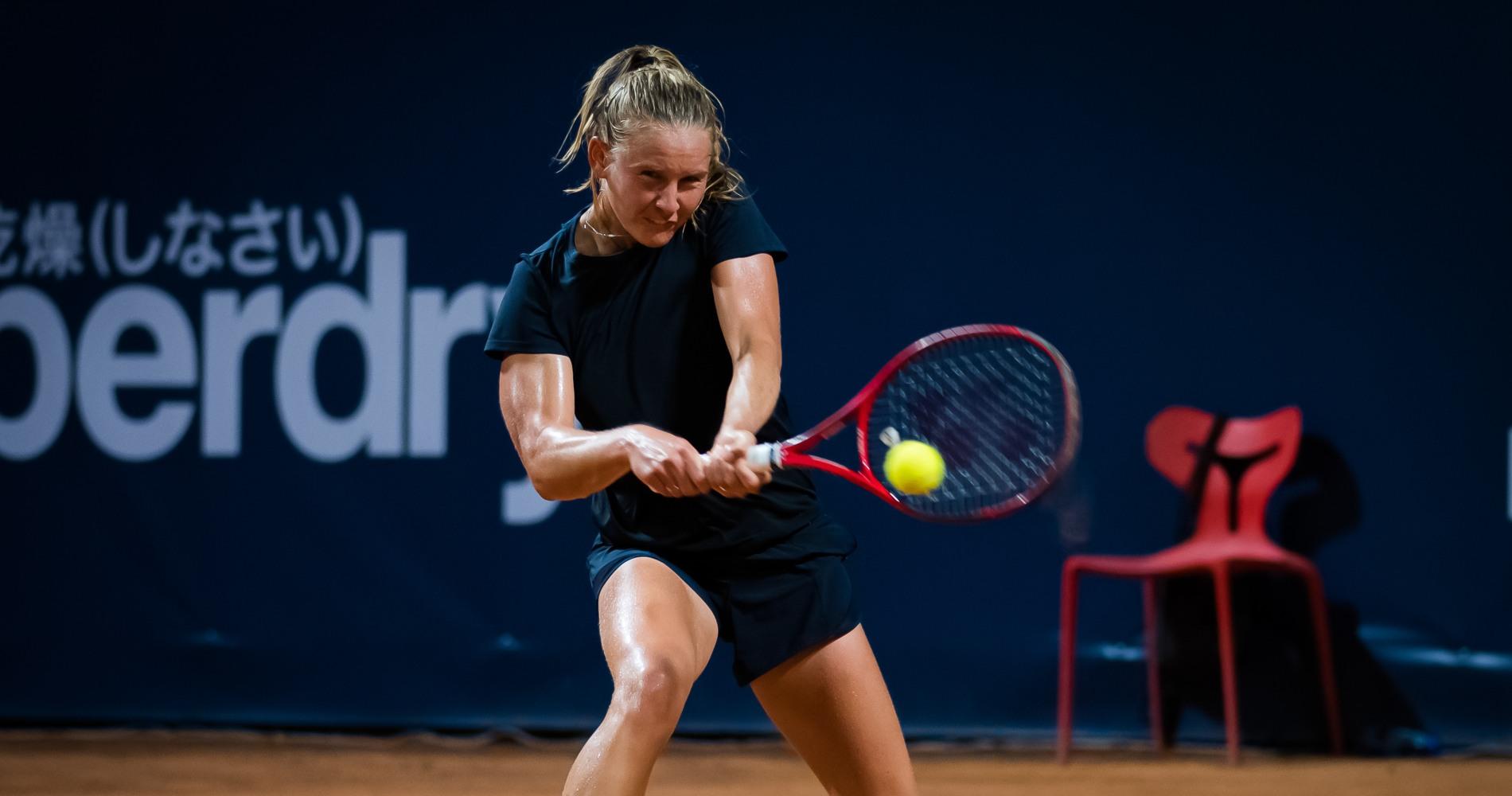 Fiona Ferro - WTA