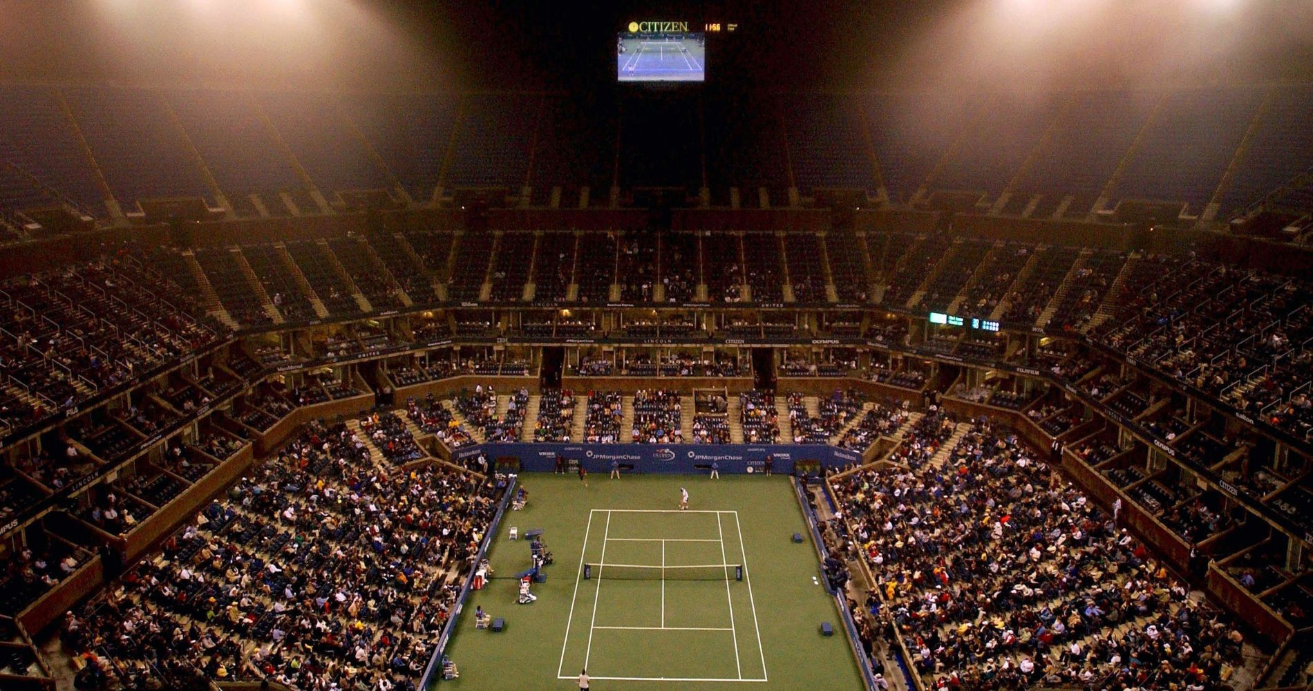 Flushing Meadows - Arthur Ashe - US Open