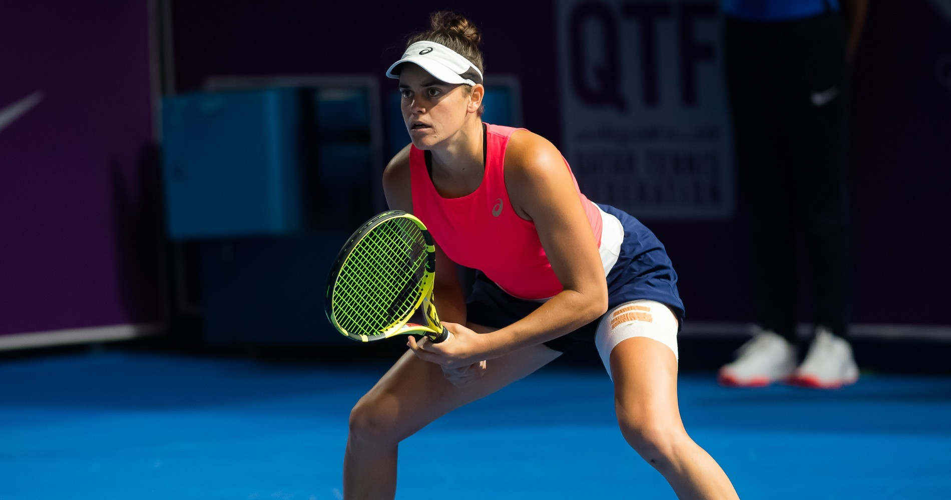 Jennifer Brady, Doha 2020