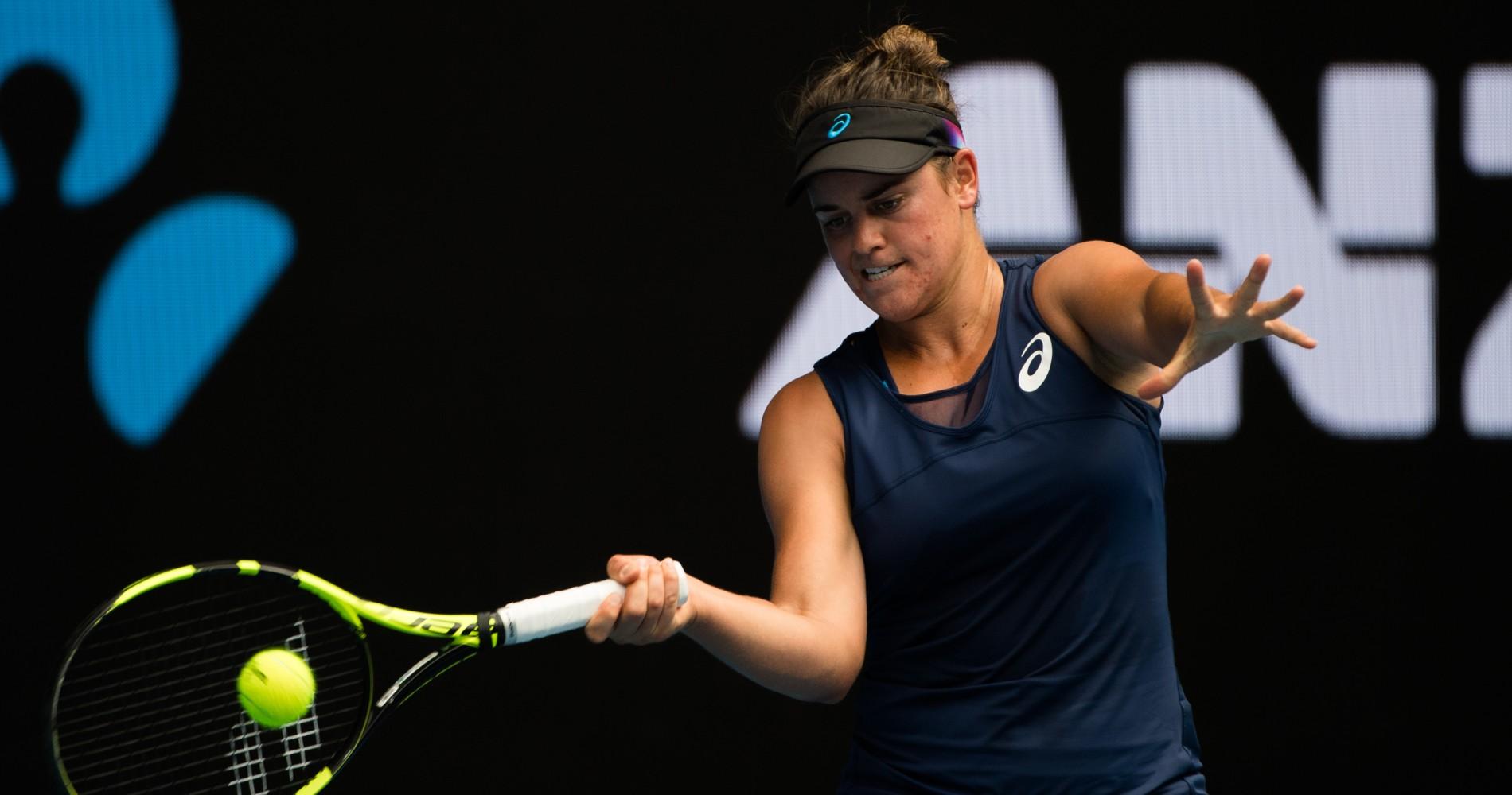 Jennifer Brady - Open Australie 2017