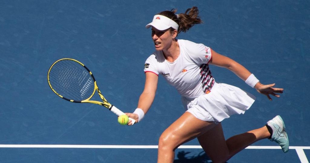 Johanna Konta, US Open 2019