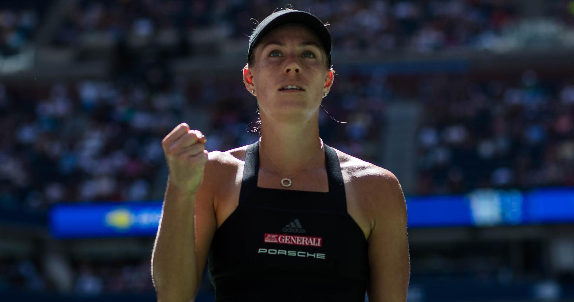 Kerber Angélique - US Open