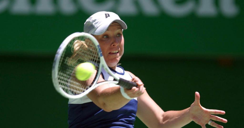 Lisa Raymond, Australian Open 2004