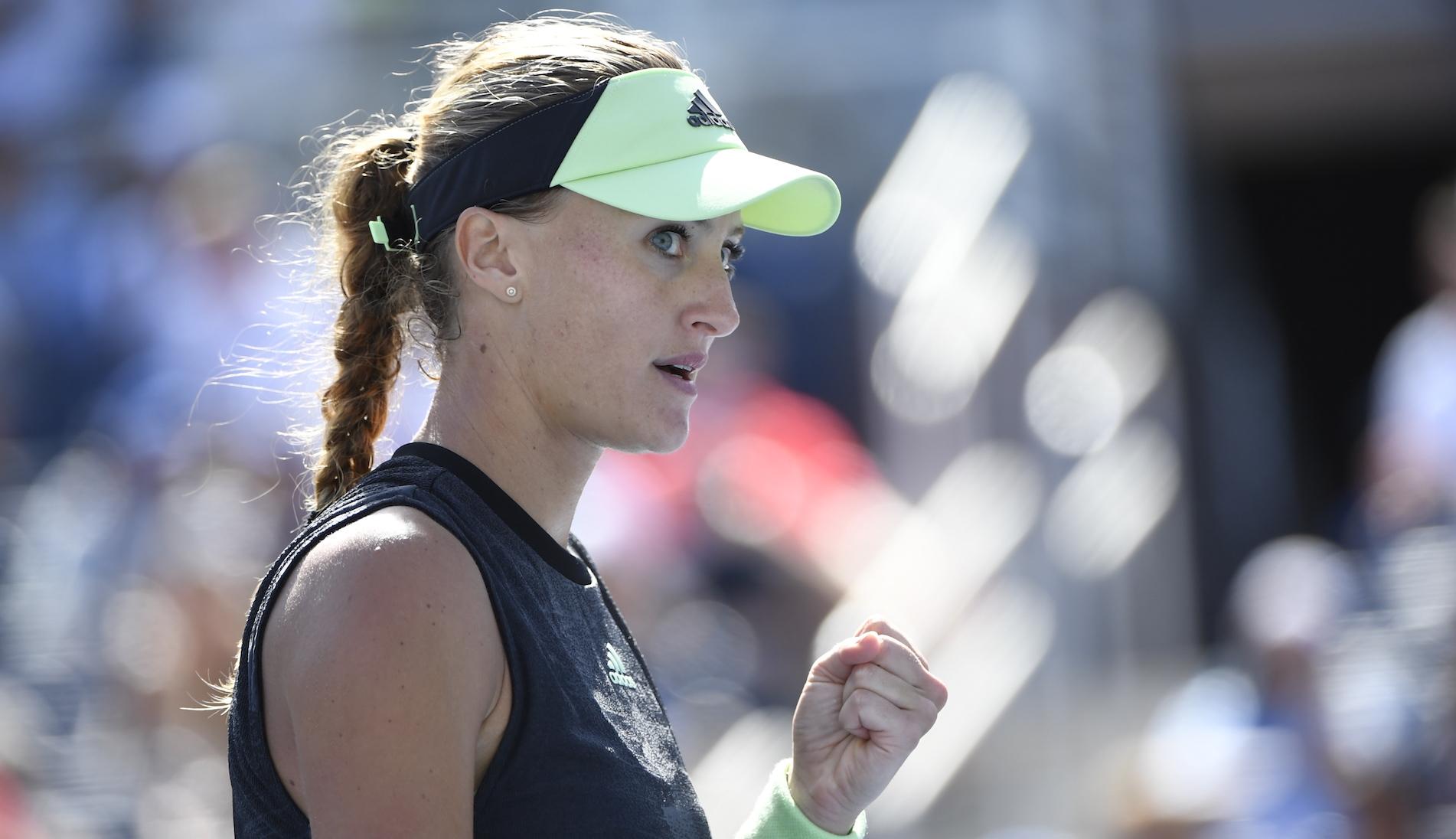 Kristina Mladenovic, New York, 2019 (archives for US Open)
