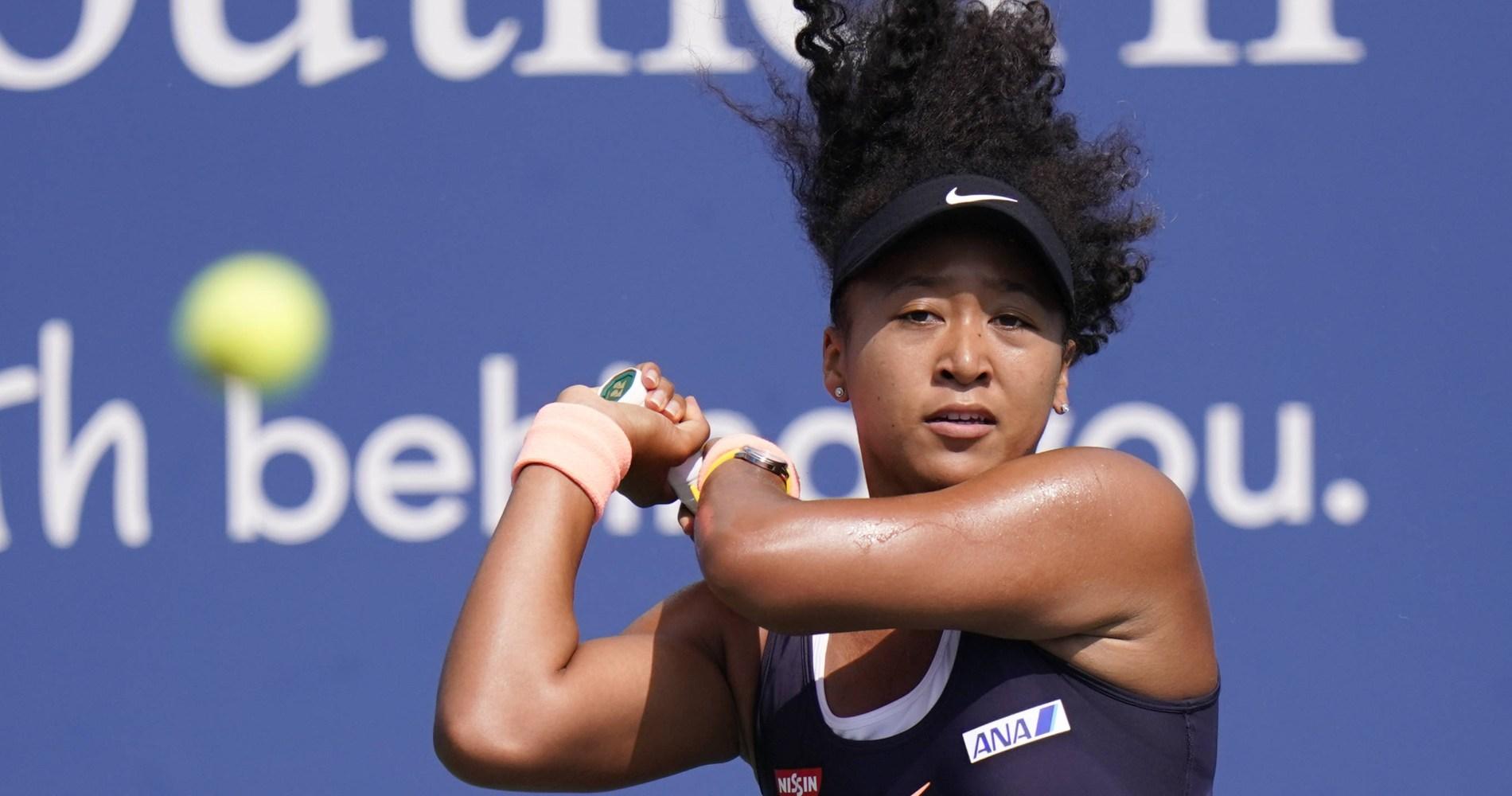 Naomi Osaka, Western & Southern Open (New York / Flushing Meadows), 2020