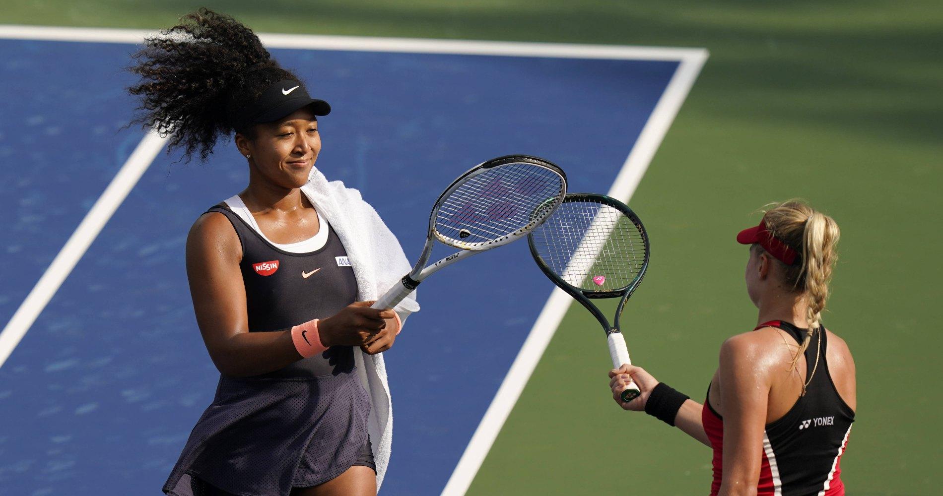 Naomi Osaka, Western & Southern Open (Flushing Meadows / New York), 2020