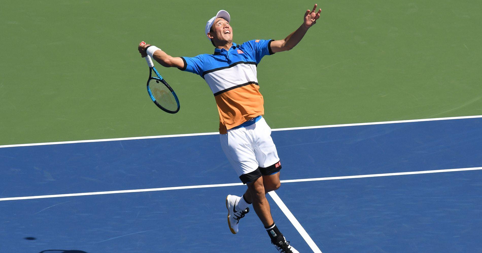 Kei Nishikori, US Open 2019