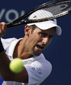 Novak Djokovic, Western & Southern Open (Flushing Meadows / New York), 2020