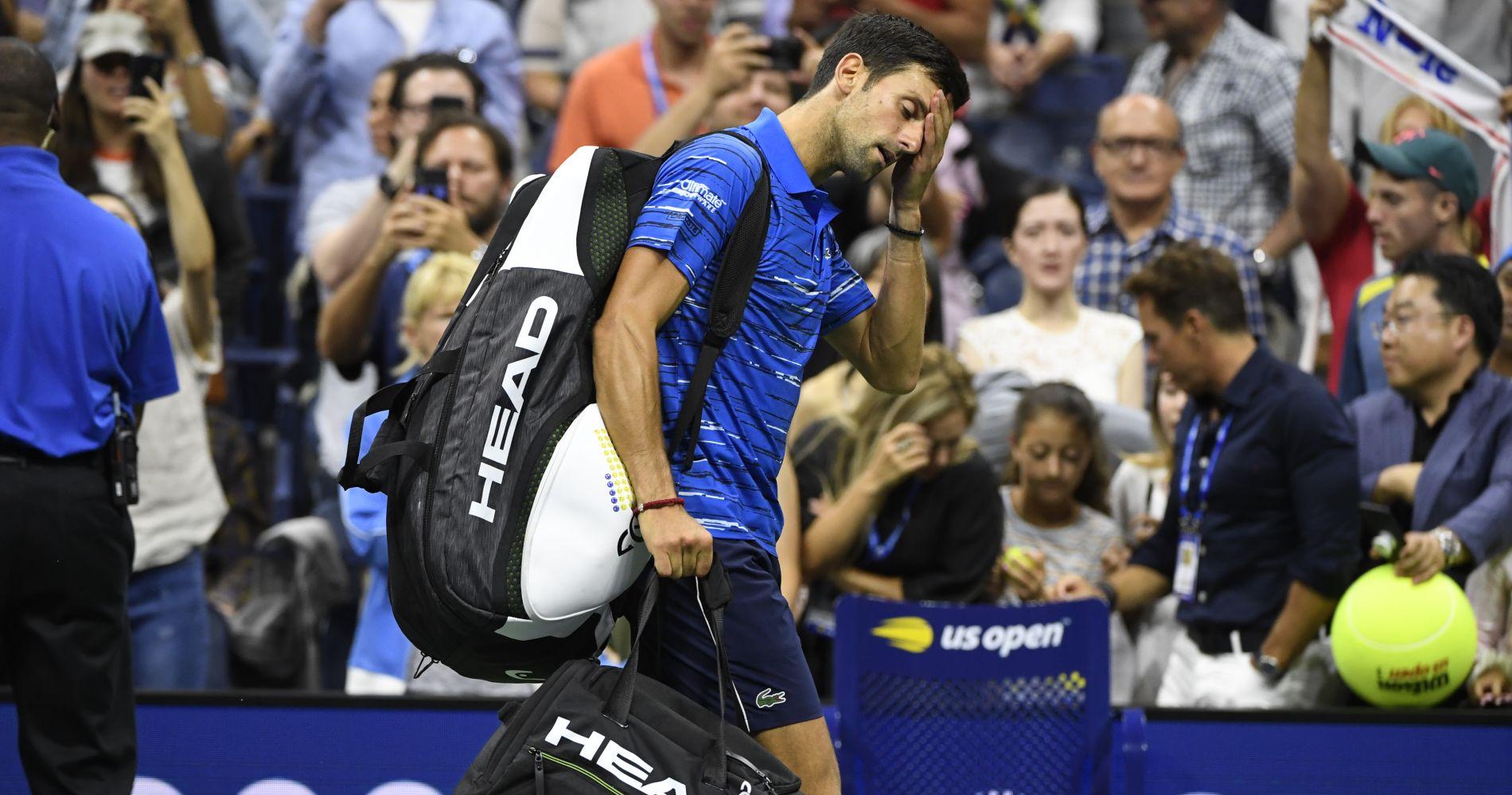 Novak Djokovic - US Open 2019