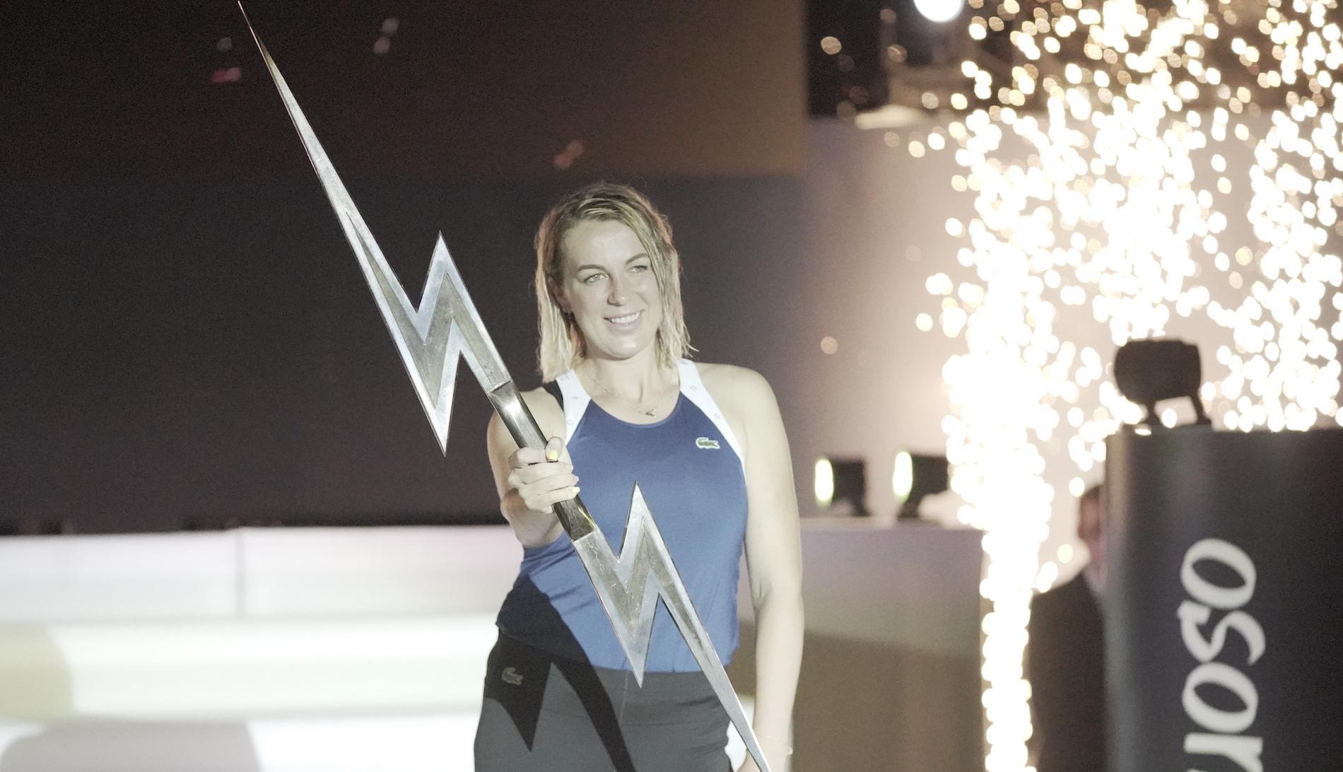 Anastasia Pavlyuchenkova, UTS2 winner