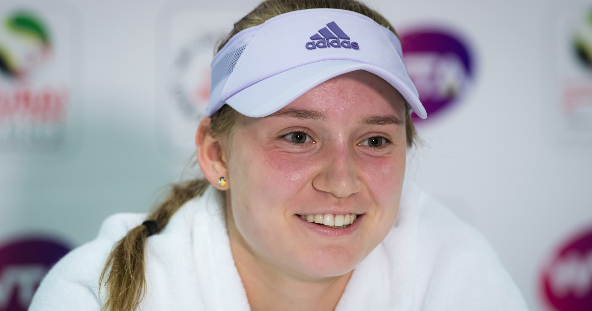 Elena Rybakina, Dubaï 2020