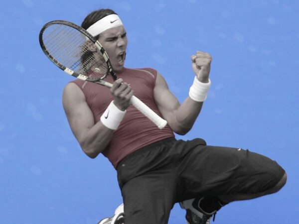 Rafael Nadal - On this day 14.08