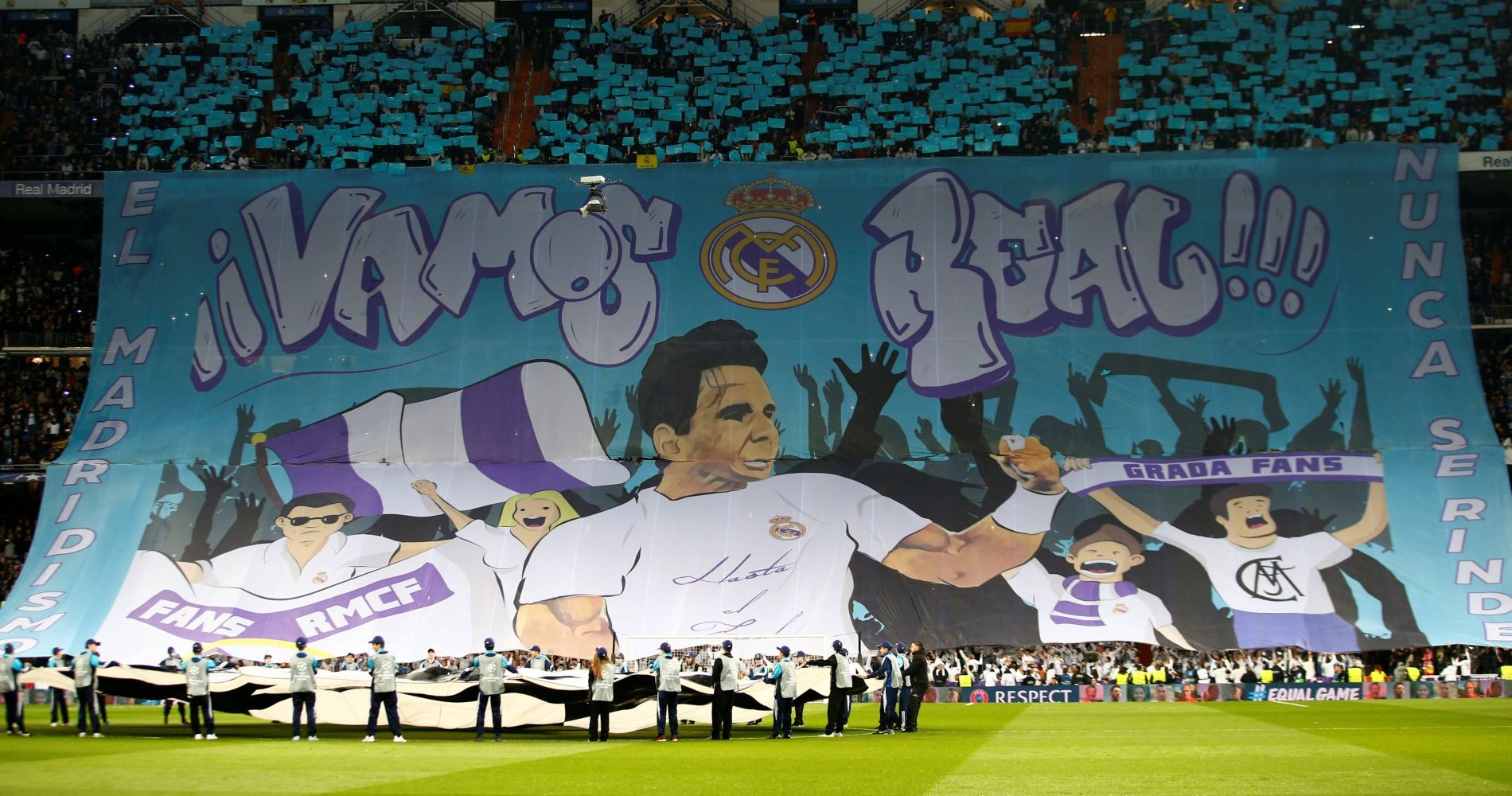 Rafael Nadal - Real Madrid