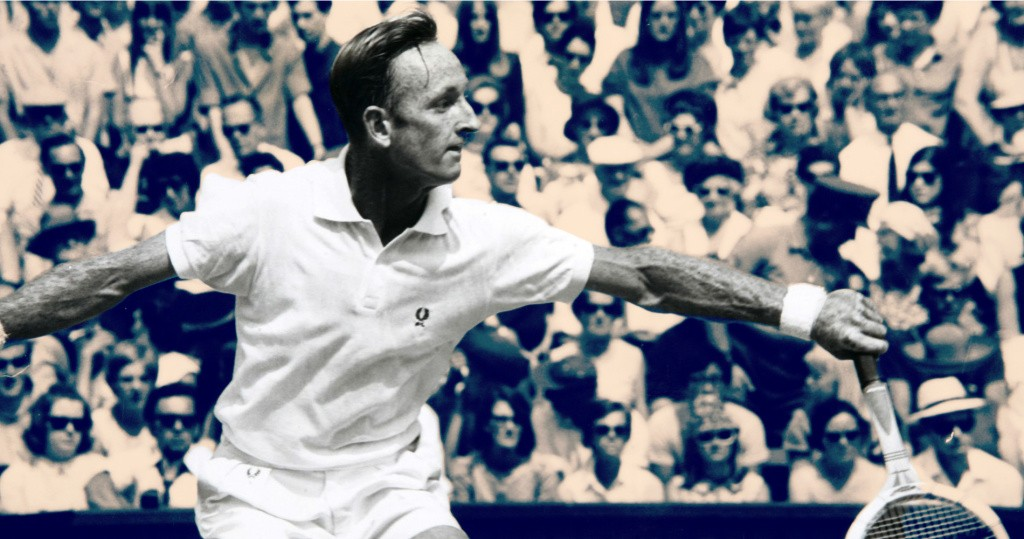 Rod Laver - On this day -