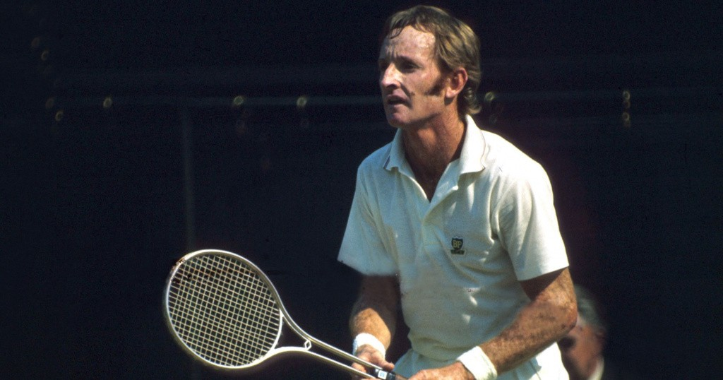 Rod Laver - On this day