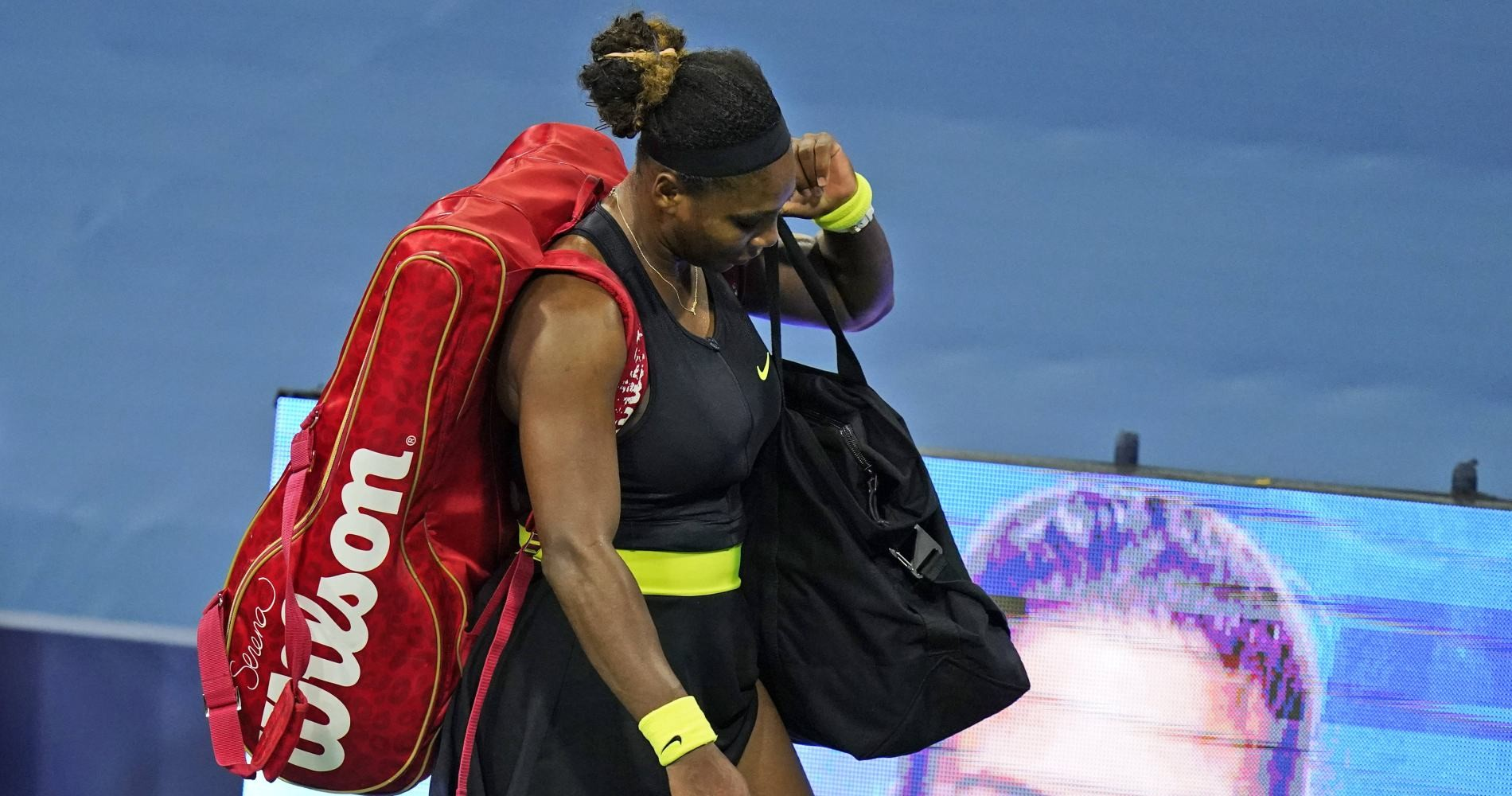 Serena Williams, Western & Southern Open (New York / Flushing Meadows), 2020