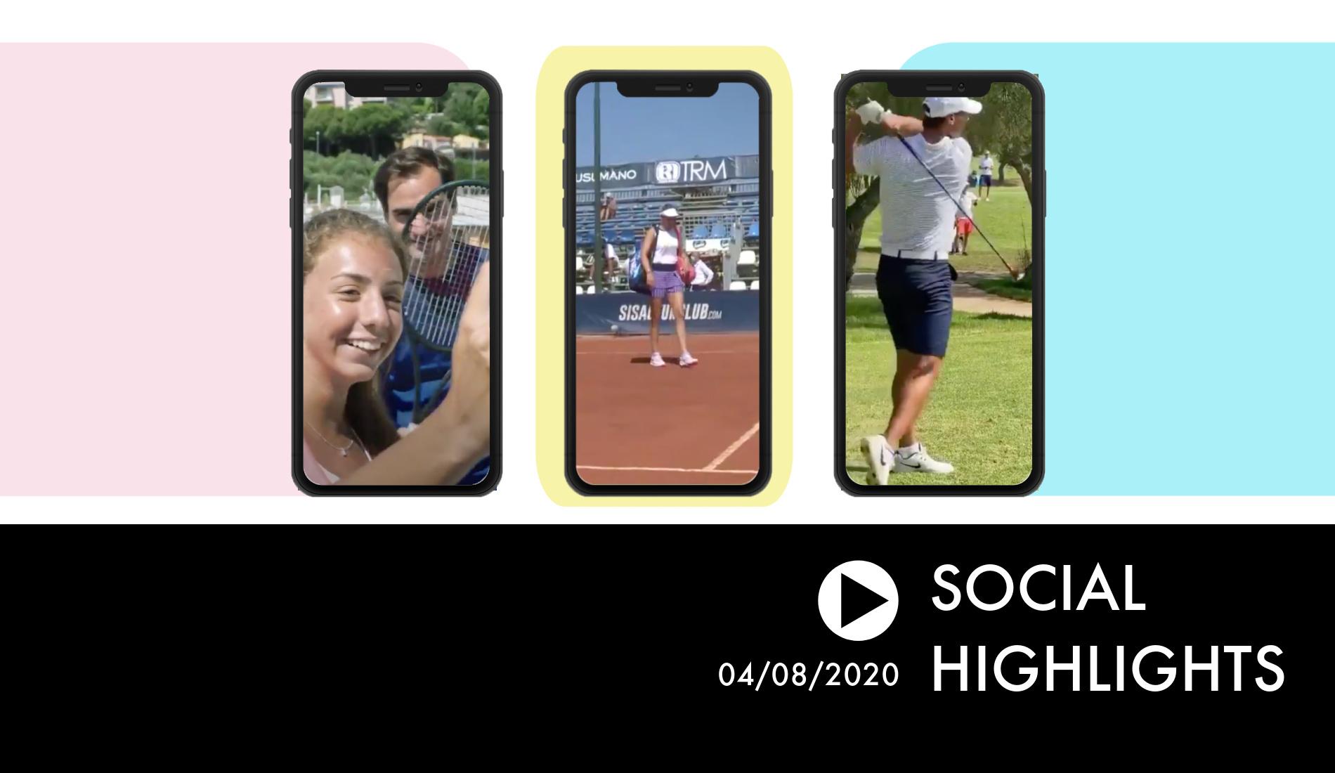 Social Highlights 04.08.20