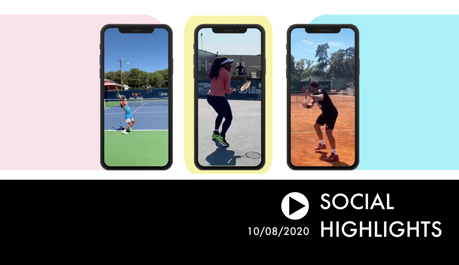 Social Highlights 10.08.2020