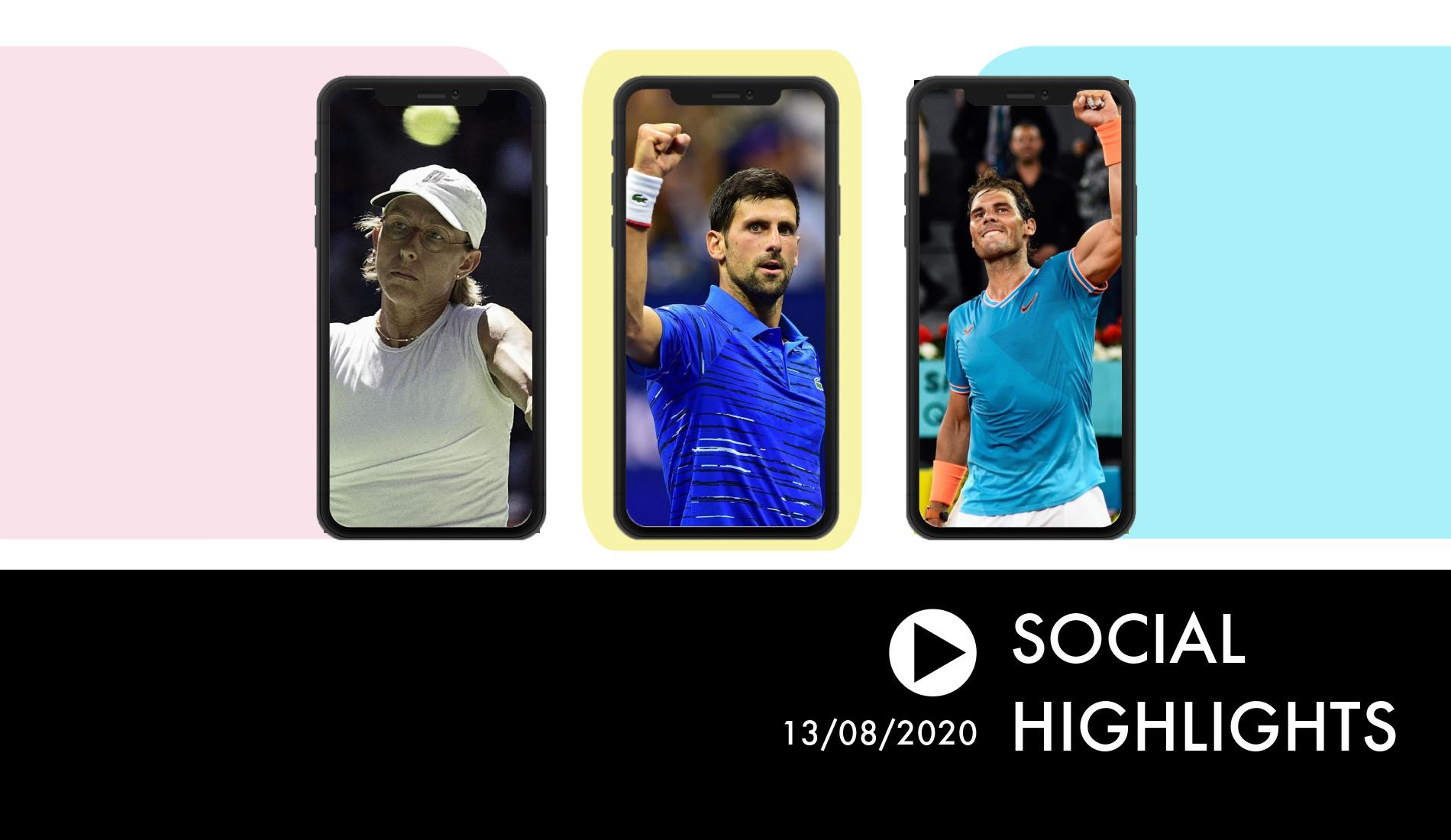 Social Highlights - 13.08.20