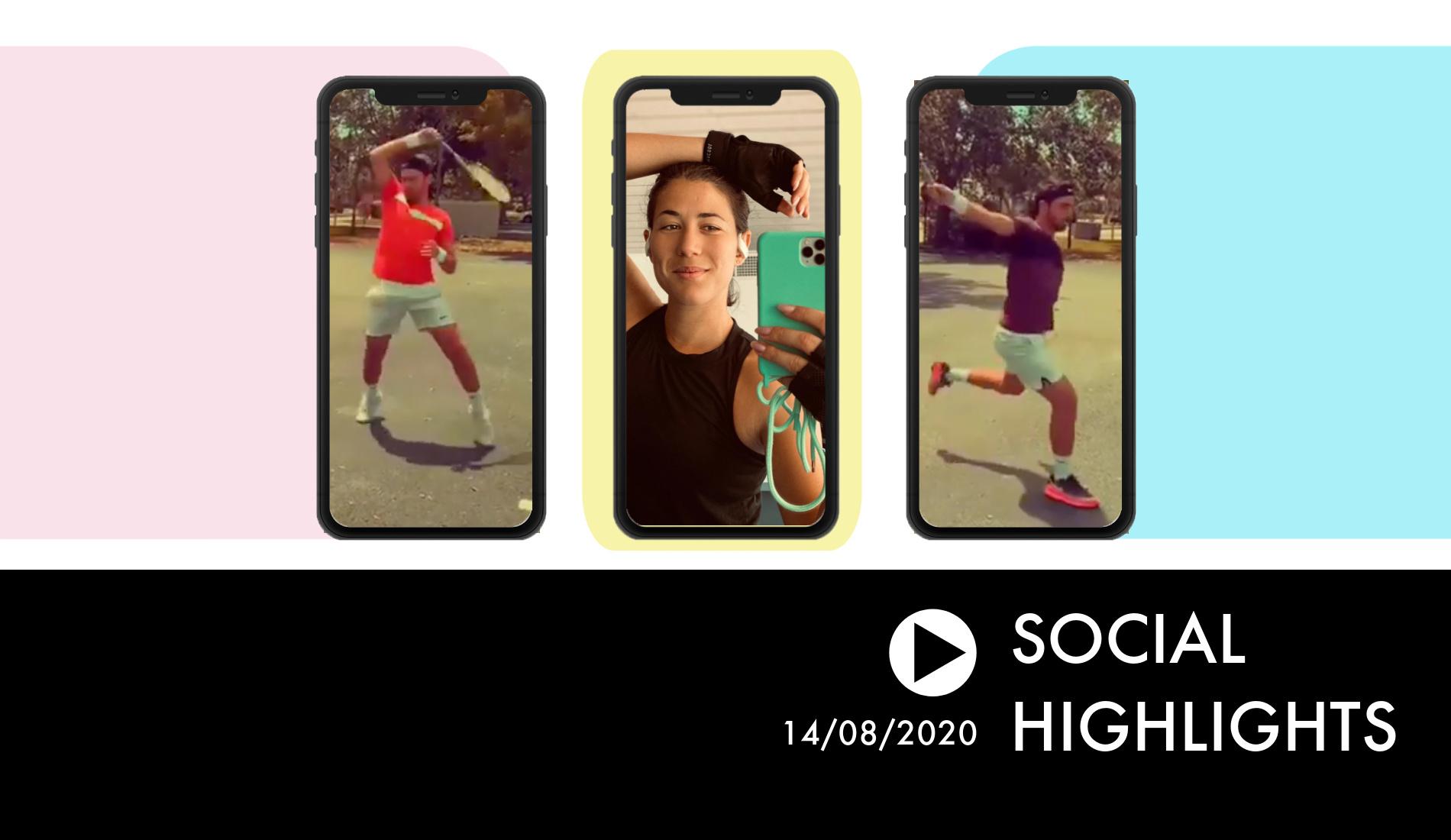 Social Highlights 14.08.20