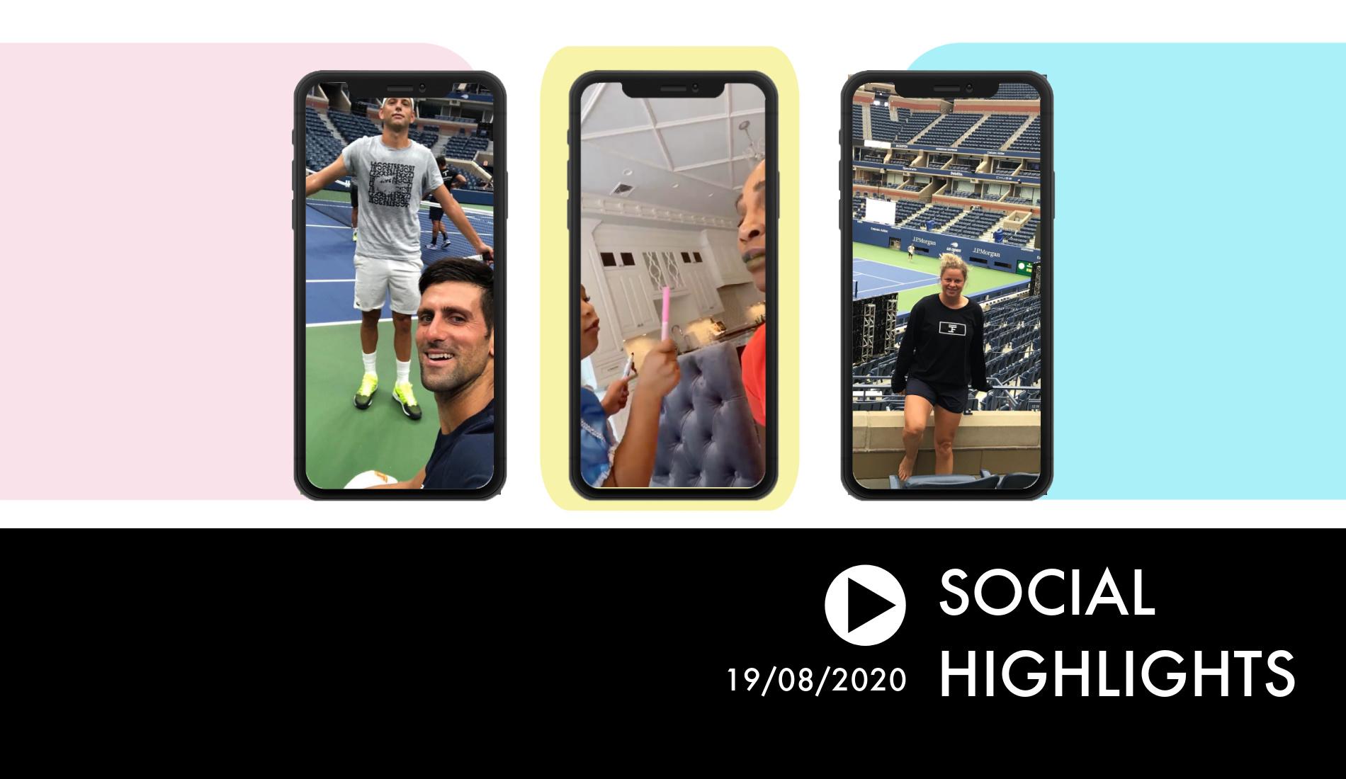 Social Highlights 19.08.20