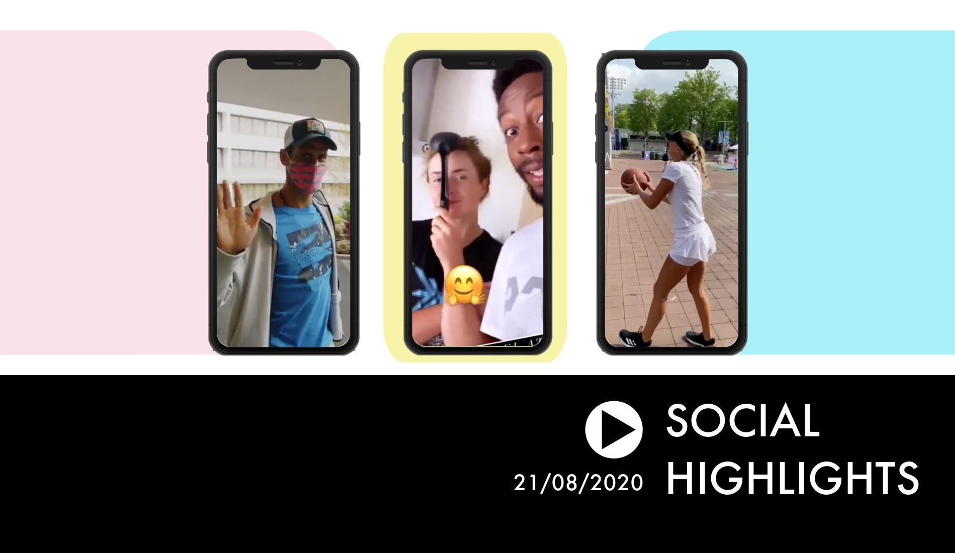 Social Highlights 21.08.2020